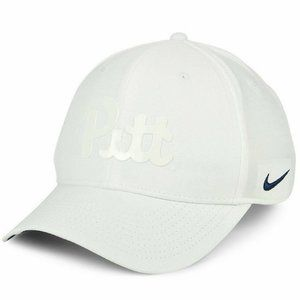 Pitt Panthers Nike Classic 99 WHITEOUT M/L Cap